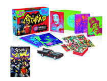 Image: Batman: Complete TV Series Blu-Ray & Book Set  (limited edition) - DC Comics