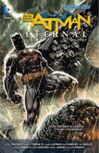 Image: Batman Eternal Vol. 01 SC  (N52) - DC Comics