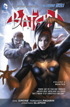 Image: Batgirl Vol. 04: Wanted SC  (N52) - DC Comics