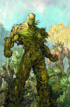 Image: Swamp Thing Vol. 05: The Killing Field SC  - DC Comics