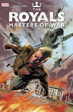 Image: Royals: Masters of War SC  - DC Comics - Vertigo