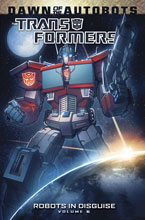 Image: Transformers: Robots in Disguise Vol. 06 SC  - IDW Publishing