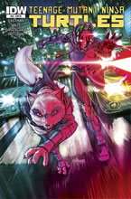 Image: Teenage Mutant Ninja Turtles #40 - IDW Publishing