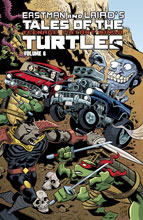 Image: Tales of the Teenage Mutant Ninja Turtles Vol. 06 SC  - IDW Publishing