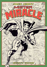 Image: Jack Kirby's Mister Miracle Artist's Edition HC  - IDW Publishing