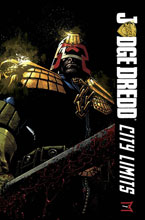 Image: Judge Dredd: City Limits GN  - IDW Publishing