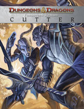 Image: Dungeons & Dragons: Cutter SC  - IDW Publishing