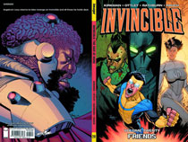 Image: Invincible Vol. 20: Friends SC  - Image Comics