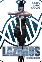 Image: Lazarus: The First Collection HC  - Image Comics