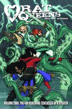 Image: Rat Queens Vol. 02: The Far Reaching Tentacles of N'Rygoth SC  - Image Comics