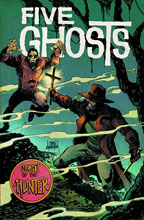 Image: Five Ghosts #14 - Image Comics