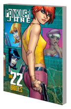 Image: Painkiller Jane: The 22 Brides SC  - Marvel Comics
