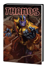 Image: Thanos: A God Up There Listening HC  - Marvel Comics