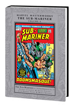 Image: Marvel Masterworks: The Sub-Mariner Vol. 06 HC  - Marvel Comics