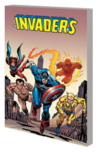 Image: Invaders Classic: The Complete Collection Vol. 02 SC  - Marvel Comics