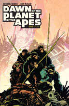 Image: Dawn of the Planet of the Apes #1 - Boom! Studios
