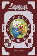 Image: Adventure Time: Eye Candy Vol. 01 - Enchiridion Var HC  - Boom! Studios