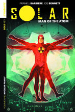 Image: Solar: Man of the Atom Vol. 01: Nuclear Family SC  - Dynamite