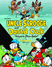 Image: Walt Disney's Don Rosa Library Vol. 02: Return to Plain Awful HC  - Fantagraphics Books