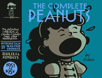 Image: Complete Peanuts Vol. 02: 1953-1954 HC  (new printing) - Fantagraphics Books
