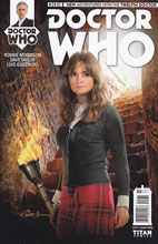 Image: Doctor Who: 12th #3 (variant incentive cover - Clara Photo) (10-copy) - Titan Comics