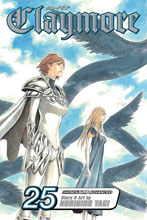 Image: Claymore Vol. 25 SC  - Viz Media LLC