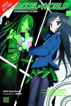 Image: Accel World Novel Vol. 02: Red Storm Princess Novel  - Yen Press