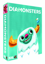 Image: Diamonsters Card Game  -