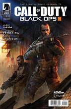 Image: Call of Duty: Black Ops III #1 - Dark Horse Comics