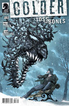 Image: Colder: Toss the Bones #3 - Dark Horse Comics