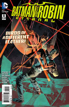 Image: Batman & Robin Eternal #5 - DC Comics