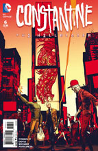 Image: Constantine: The Hellblazer #6 - DC Comics