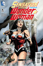 Image: Sensation Comics Featuring Wonder Woman #16 - DC Comics