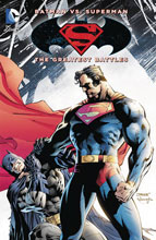 Image: Batman vs. Superman: The Greatest Battles SC  - DC Comics