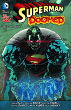 Image: Superman: Doomed SC  - DC Comics