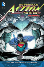 Image: Superman - Action Comics Vol. 06: Superdoom SC  - DC Comics