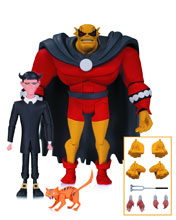 Image: New Batman Adventures Action Figure 026: Etrigan with Klarion  - DC Comics