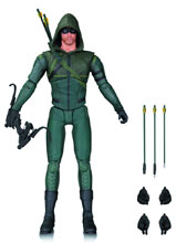 Image: Arrow TV Show Action Figure 010: Arrow  (Season 3) - DC Comics