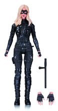 Image: Arrow TV Show Action Figure 011: Black Canary  - DC Comics