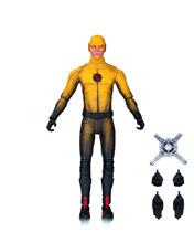 Image: Flash TV Show Action Figure 03: Reverse-Flash  - DC Comics