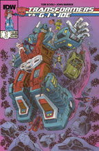 Image: Transformers vs. G.I. Joe Vol. 02 SC  - IDW Publishing