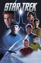 Image: Star Trek: New Adventures Vol. 02 SC  - IDW Publishing