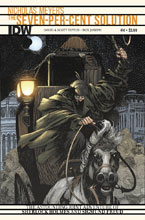 Image: Sherlock Holmes: 7 Per-Cent Solution #4 - IDW Publishing