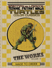 Image: Teenage Mutant Ninja Turtles: The Works Vol. 04 HC  - IDW Publishing