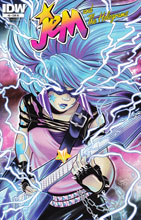 Image: Jem and the Holograms #9 (variant incentive cover - Robado) (10-copy) - IDW Publishing