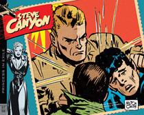 Image: Complete Steve Canyon Vol. 06: 1957-1958 HC  - IDW Publishing