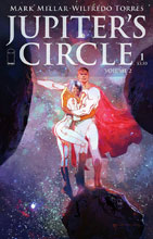 Image: Jupiter's Circle Vol. 2 #1 (cover A - Sienkiewicz) - Image Comics