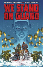 Image: We Stand on Guard #5 - Image Comics