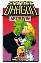 Image: Savage Dragon Archives Vol. 05 SC  - Image Comics