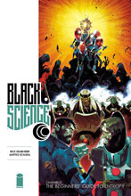 Image: Black Science Vol. 01: The Beginner's Guide to Entropy HC  - Image Comics